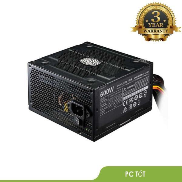 Bảng giá Nguồn máy tính Cooler Master Elite V3 600W- BH 36 tháng Phong Vũ