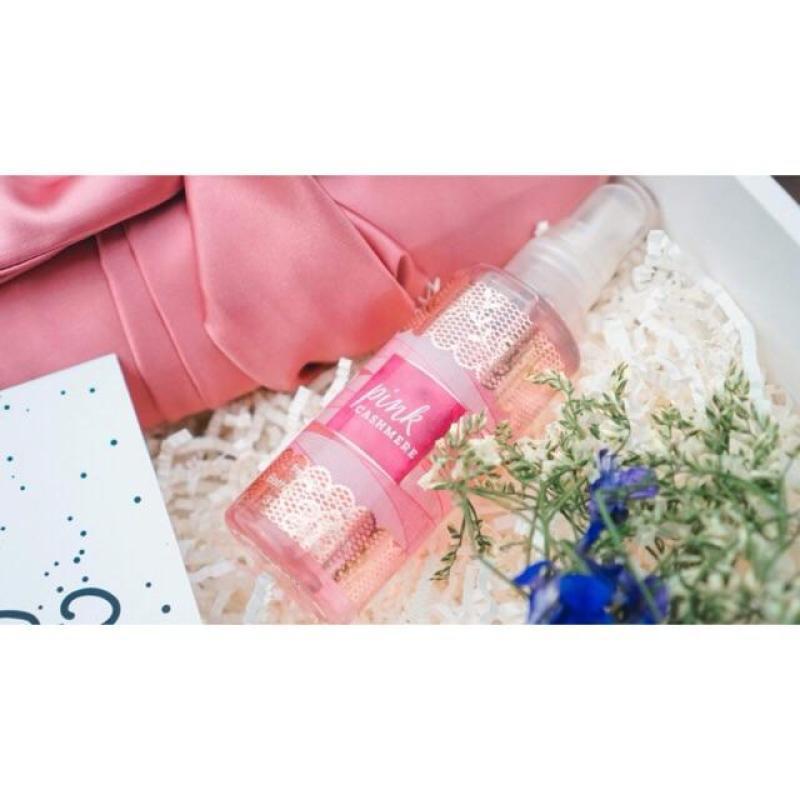 Xịt thơm Bath&Body Works mùi Pink Cashmere siêu ngọt và thơm-lưu hương lâu 88ml nhập khẩu