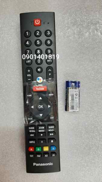 Bảng giá Điều khiển Tivi Panasonic có giọng nói(Hàng chính hãng mới 100%)