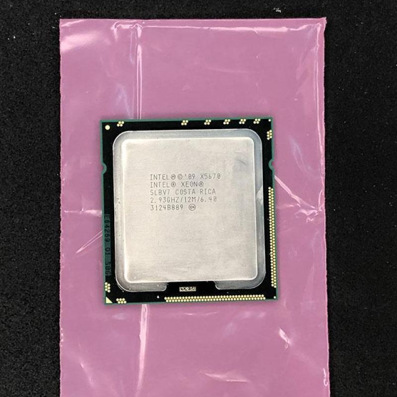 Bảng giá CPU intel Xeon X5670 6 nhân - 12 luồng 12Mb Cache Socket 1366 dual tương đương i7 8700 Phong Vũ