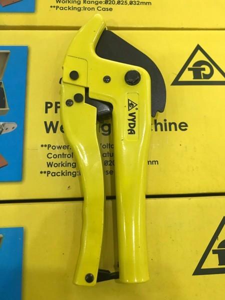 Kéo cắt ống nhiệt PPR 20-40 vàng