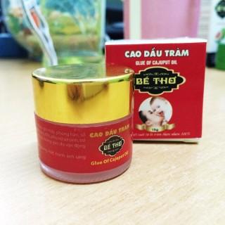 Cao dầu tràm bé Thơ Huế đúng hãng có hai tem ngừa cảm, ngừa vi khuẩn, massage, ngăn ngạt mũi và xoa bóp có thể mang du lịch giá rẻ thumbnail