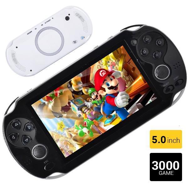 Máy chơi game cầm tay PSP X9 Plus bản 16GB - Tích hợp 3000 game màn hình 5.1 inch