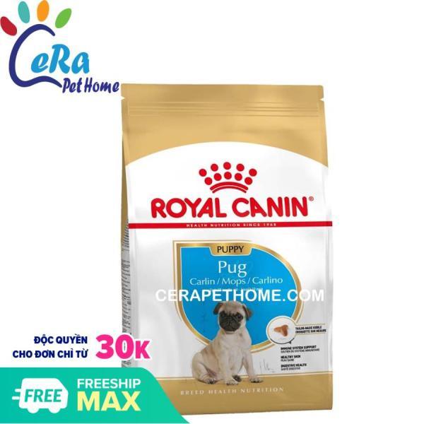 Thức Ăn Cho Chó Royal Canin - Puppy Pug - 1.5 KG