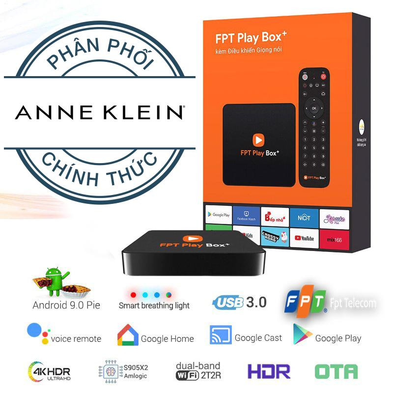 Fpt Play Box 2019 - S400 Voice remote Nhật Bản