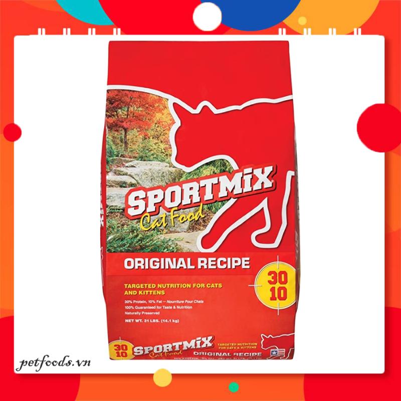 Thức ăn hạt SPORTMIX ORIGINAL RECIPE cho Tất Cả Giống Mèo vị Thịt Gà