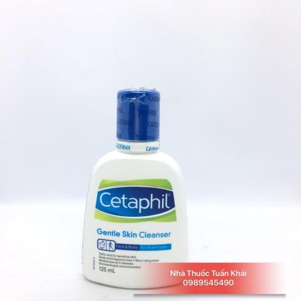Sữa Rửa Mặt CETAPHIL Gentle Skin Cleanser - 125ml