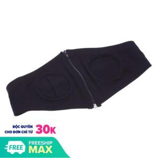 Áo ngực hút sữa rảnh tay (Đen) thiết kế gọn nhẹ, thuận tiện mang theo sử dụng khi mẹ đi làm, đi dã ngoại thumbnail