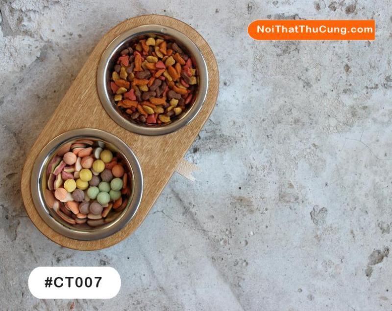 Khay Ăn Độc Đáo Cho Mèo Yêu CT007