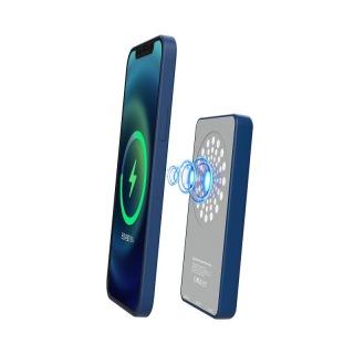 Hoce MagSafe dự phòng sạc từ tính không dây Giá đỡ MagSafe 12 Pro Max kẹp lưng pin từ tính 15W Powerbank cho iPhone 12 mini pro Max thumbnail