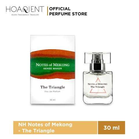 Nước Hoa Notes of Mekong The Triangle 30ml [QC-Lazada]
