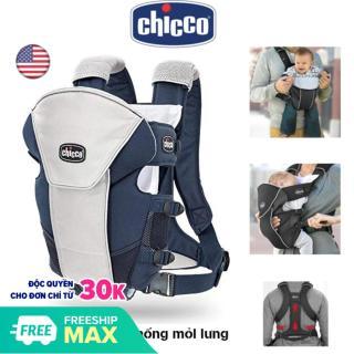 [USA] Địu em bé Chicco Ultrasoft chống mỏi, với 2 cách địu cơ bản cho trẻ đến 13kg (kèm sách hướng dẫn) thumbnail