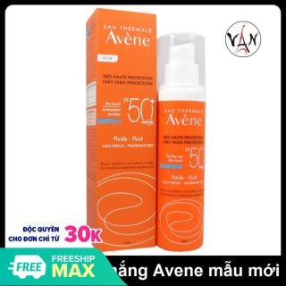 Kem chống nắng Avene spf 50+ thumbnail