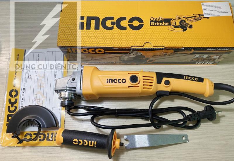 Máy mài góc 100mm 1010W Ingco AG10108-2