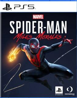 Đĩa game PS5 - Marvel s Spider-Man Miles Morales thumbnail