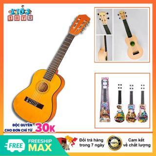Đàn guitar mini cho bé tập nhạc thumbnail