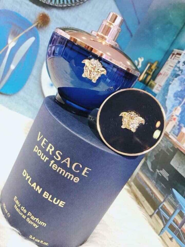 Nước hoa nữ cao cấp Versace Dylan Blue Pour Femme for Women EDP 100ml