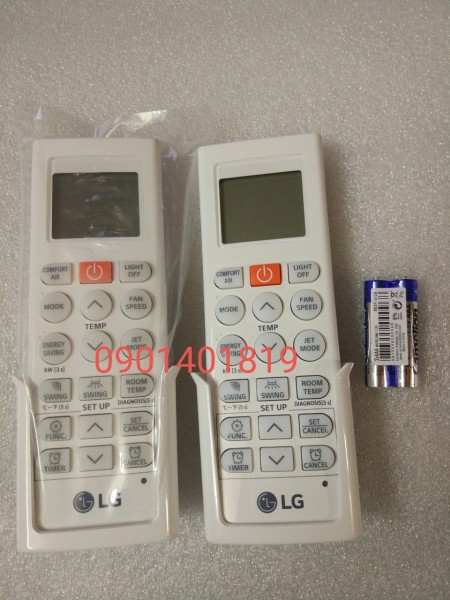 Bảng giá Điều khiển máy lạnh LG