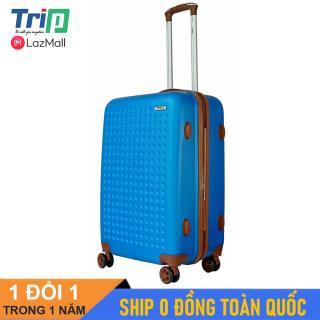 [Hỗ trợ phí Ship] VALI TRIP P803A Size 24inch Vali du lịch TRIP size ký gửi hành lý, đựng từ 15-25kg có dây kéo đôi nới rộng thumbnail