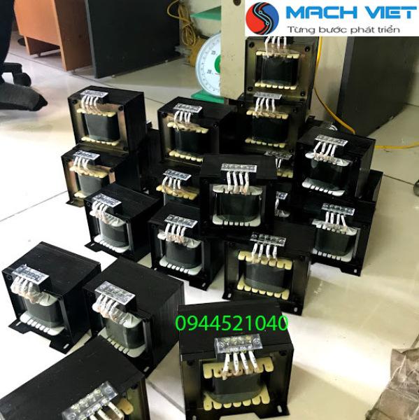 Biến áp cách ly 220V = 60V 800W 1.5kW 2.2kW dùng cho động cơ size 86