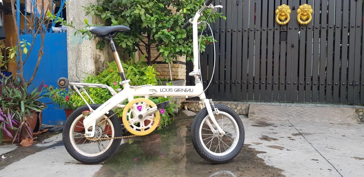 Mua xe đạp xếp LOUIS GARNEAU