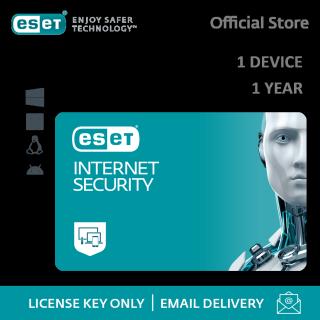 Phần mềm diệt virus ESET Internet Security - 1 Người dùng 1 Năm - Bảo vệ mạnh mẽ, an toàn duyệt web - Xuất xứ từ Châu Âu thumbnail