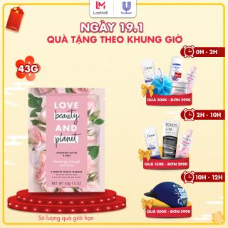Kem Ủ Love Beauty And Planet Cho Tóc Nhuộm Rực Rỡ (43g) thumbnail