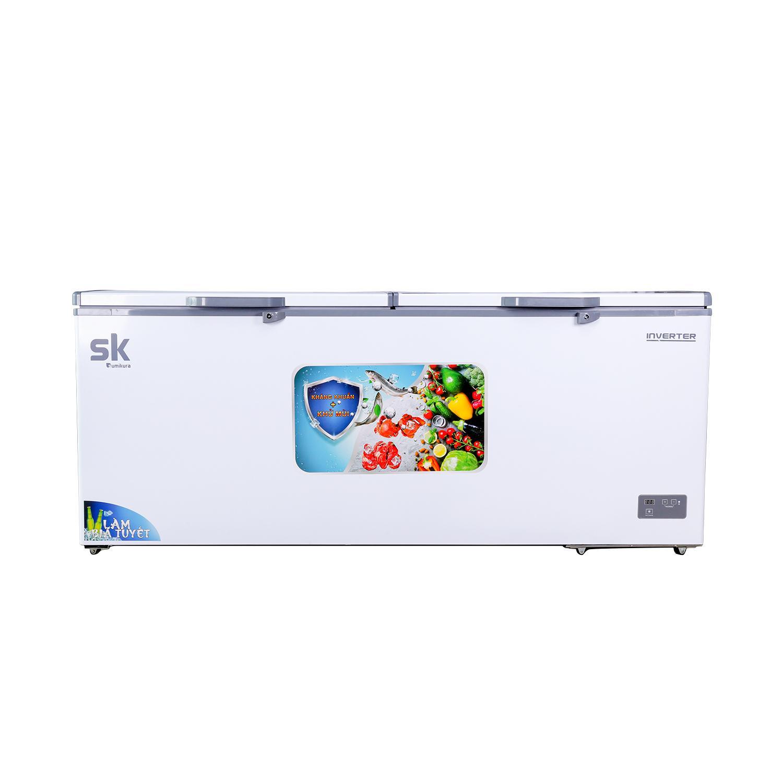 Bảng giá Tủ Đông 2 Ngăn Inverter 500 Lít SKF-500.DI Sumikura Điện máy Pico