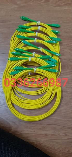Bảng giá combo 10 dây nhảy quang SC/APC-SC/APC dài 3 m Phong Vũ