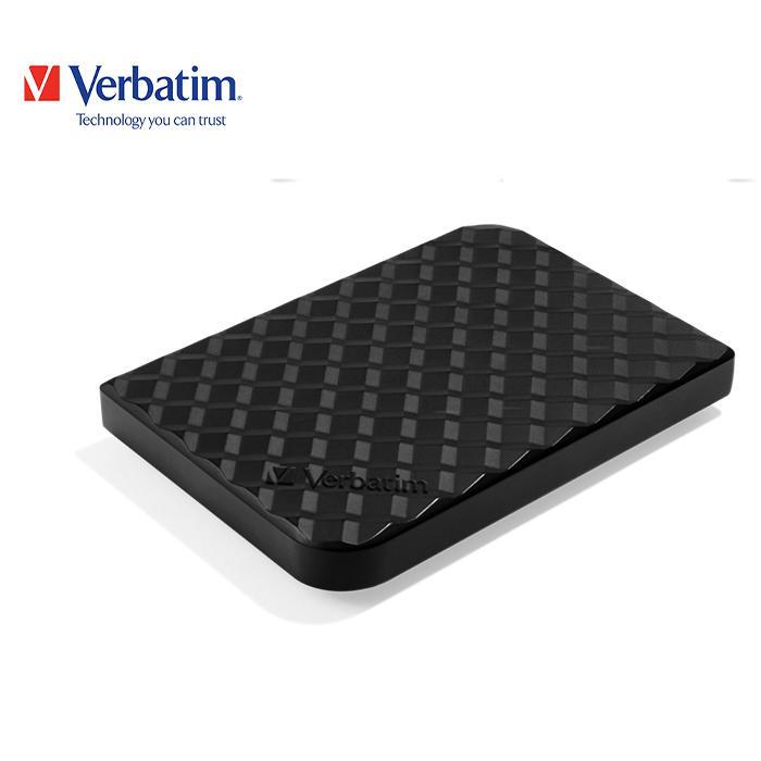 Giá Ổ cứng di động Verbatim 2.5 USB 3.0 2TB (Đen)