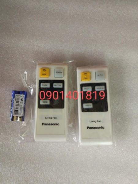 Bảng giá Điều khiển Quạt Panasonic ngắn