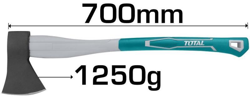 BÚA RÌU 1.25 Kg 70 cm TOTAL THT7812506