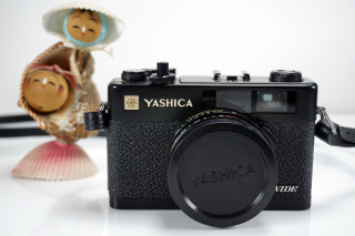 Máy ảnh film Yashica Electro 35 CCN thumbnail