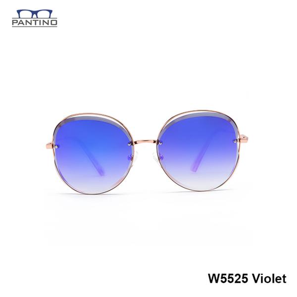 Mua Kính Mắt Phân Cực PANTINO Chính Hãng Hàn Quốc Chống Tia UV, Phân Cực Mã W5525 - Violet
