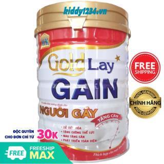 Sữa tăng cân Goldlay Gain 900g thích hợp mọi lứa tuổi thumbnail