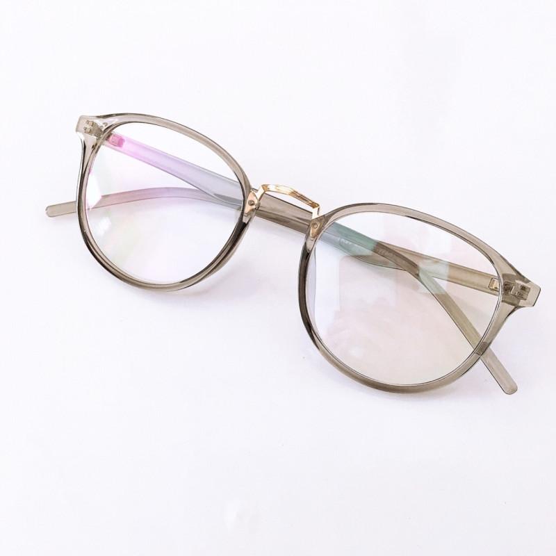 Giá bán Gọng kính tròn 209 - Kính mắt đẹp, thay tròng cận, viễn, loạn