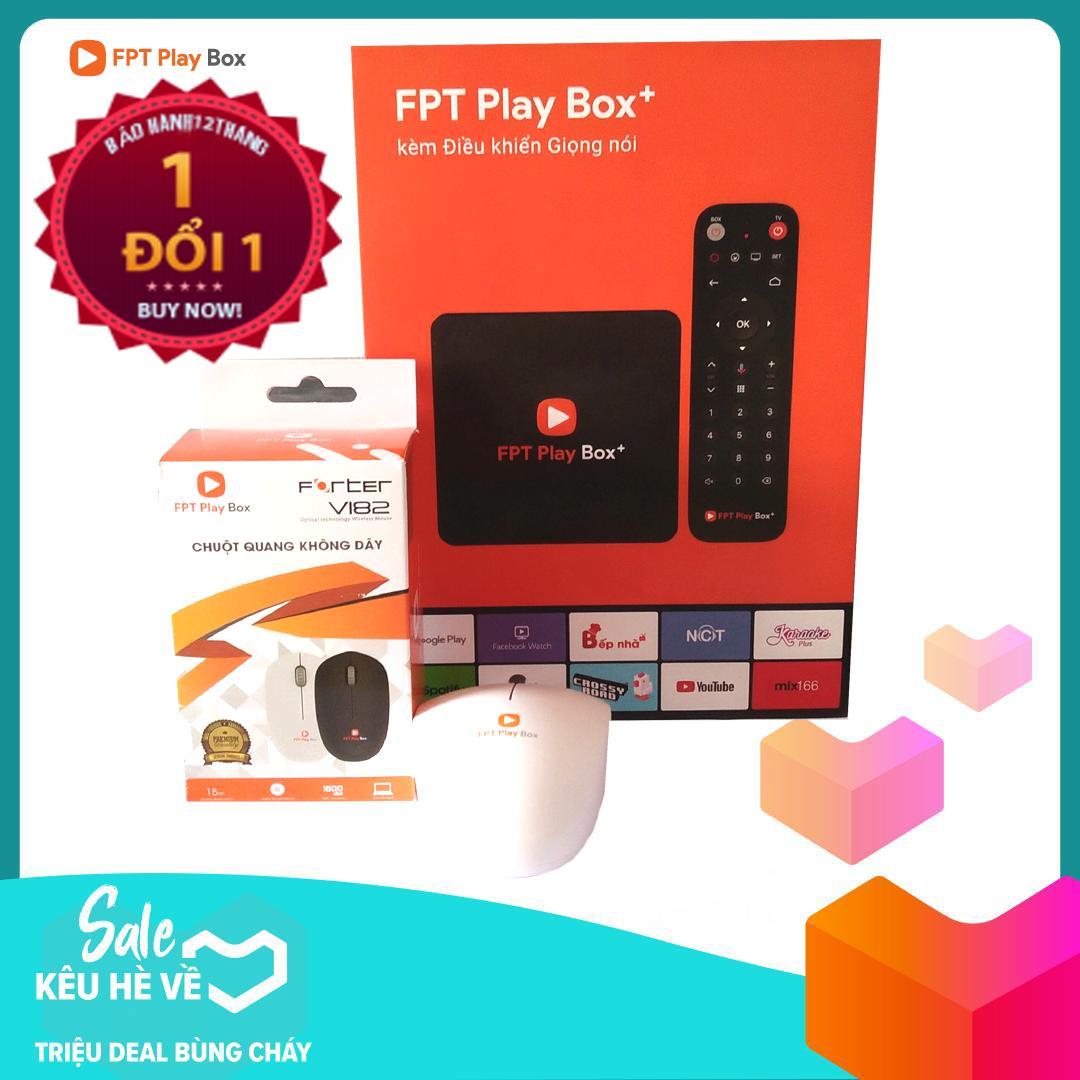 Fpt Play Box 2019 - S400 Tặng Chuột Không Dây FPT Đang Khuyến Mãi