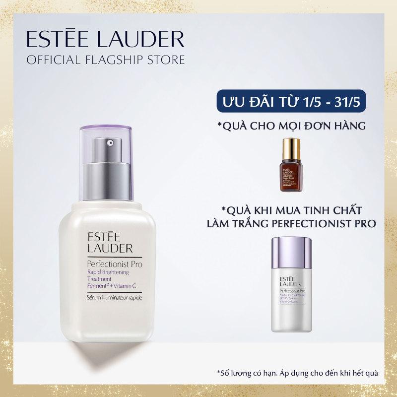 Tinh chất làm trắng hồng 14 ngày Estee Lauder Perfectionist Pro Rapid Brightening Treatment with Ferment² + Vitamin C - Serum 30ml