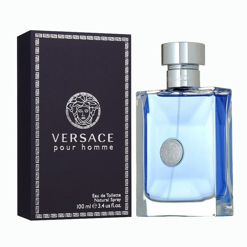 Nước hoa nam cao cấp Versace Pour Homme 100ml của Ý