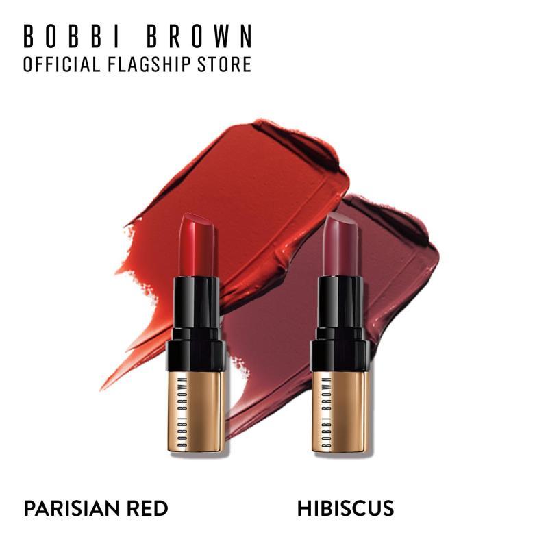 [Set độc quyền] Bộ đôi son môi Bobbi Brown Luxe Lipstick Mini Duo (2 x1.8g) cao cấp