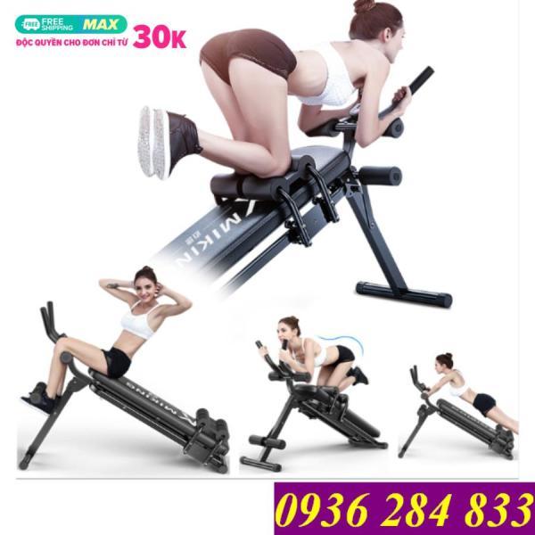Ghế máy trượt tập cơ bụng lưng tay ngực eo hông đa năng 4.0 Elip AB Gym chính hãng - Thế hệ ghế máy tập cơ bụng tiên tiến