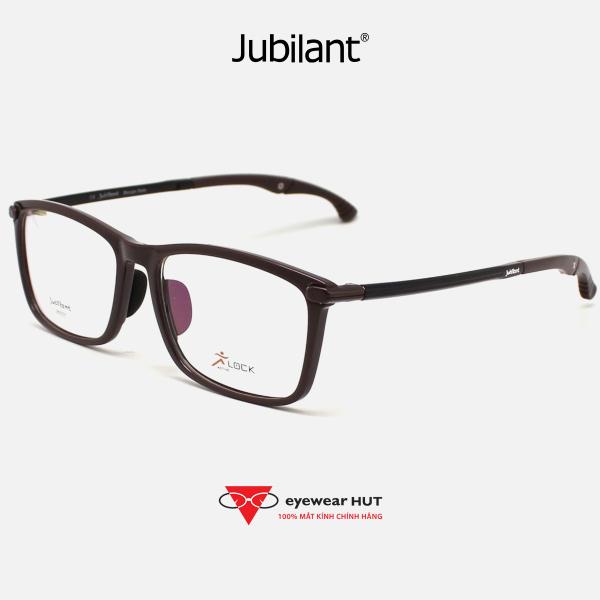 Giá bán Gọng kính Unisex Chính Hãng Nhựa Vuông JUBILANT J80001