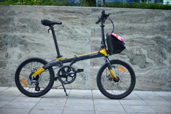 Mua Xe đạp gấp Camp F-Five (xe đạp thể thao thông minh dành cho đô thị)