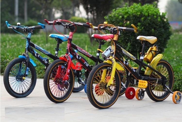 Mua Xe đạp trẻ em xe đạp cho bé 6-8 tuổi số 18