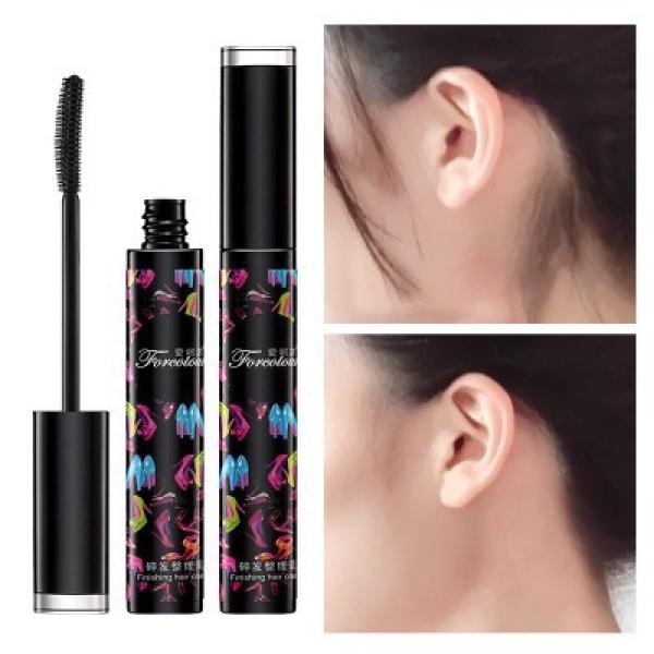 Cây chải chuốt tóc Mascara tạo kiểu tóc đẹp vuốt tóc con gọn vào nếp phụ kiện mini bỏ túi xách tiện dụng giá rẻ