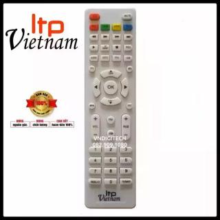 Điều khiển đầu thu DVB-T2 LTP (Trắng) dùng cho đầu thu DVBT2 LTP-1306 LTP-1406 LTP-1506 của hãng Ltp Việt Nam thumbnail