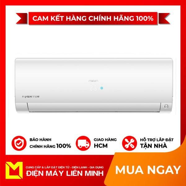 Bảng giá Máy lạnh Aqua Inverter 1.5 HP AQA-KCRV13FB Thể tích phòng Dưới 60 m3 Làm Chức năng Health Air, Chức năng tự làm sạch AQUA FRESH, Cảm biến Eco