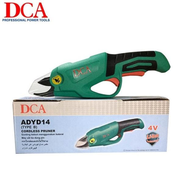 Máy cắt tỉa cành dùng Pin DCA ADYD14