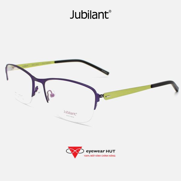 Giá bán Gọng kính Nữ Chính Hãng Kim loại Oval JUBILANT J60033