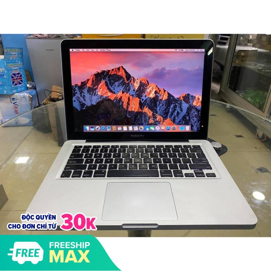 Macbook Pro 2010 Ram 4GB HDD 500GB 13.3inch